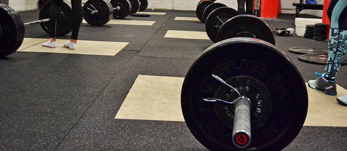 Crossfit Open 2016 som träningstest till din egen träning