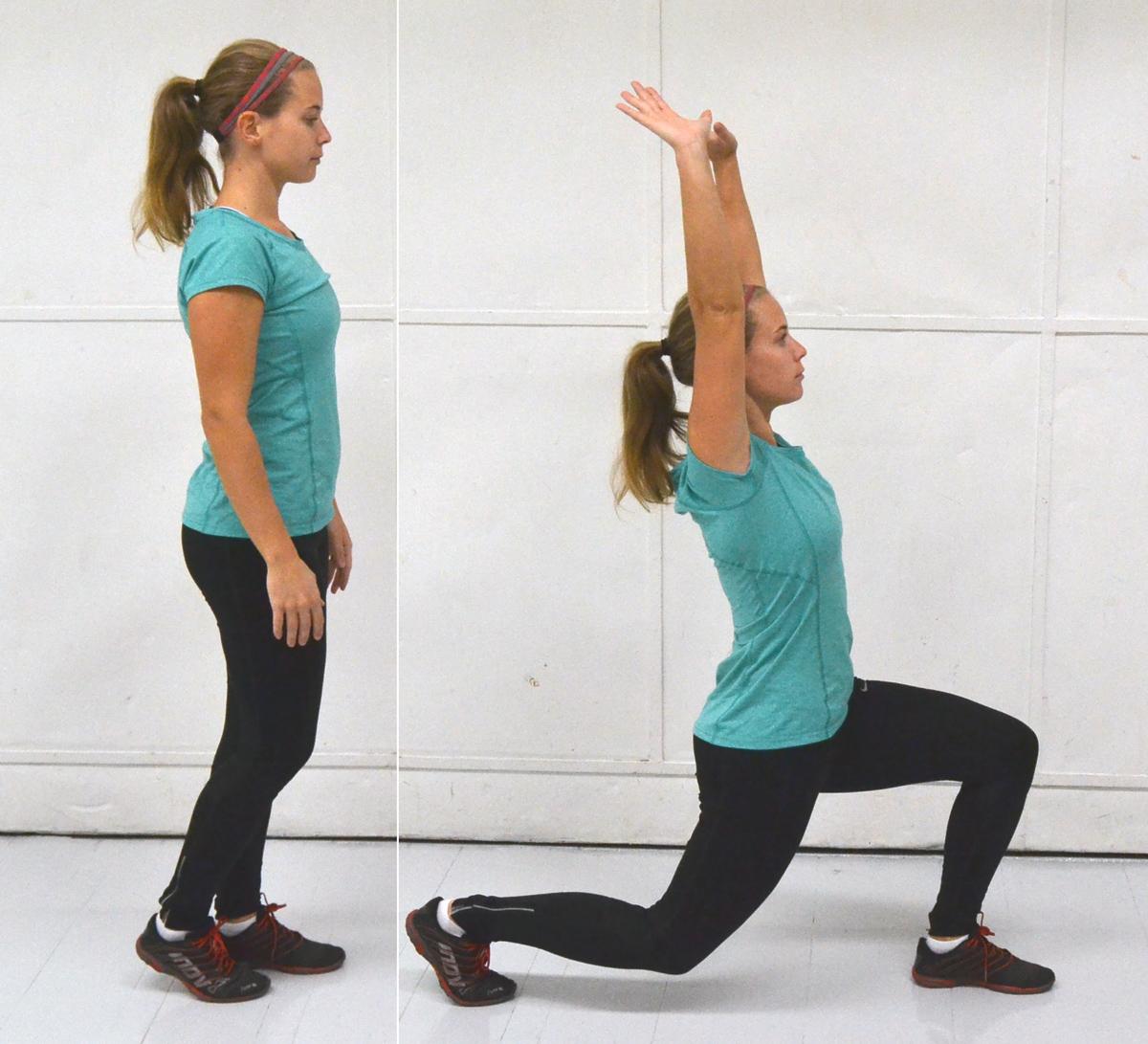 utfall med stretch