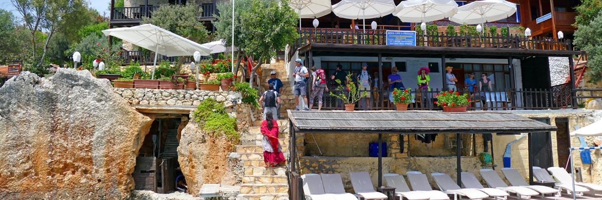 Havskajaker i Turkiet  – över ruinstäder till mysiga byar