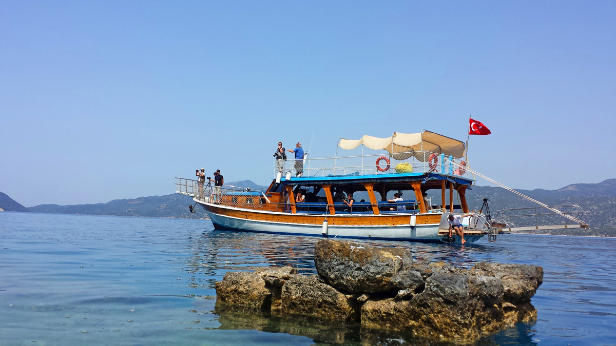 havskajak turkiet