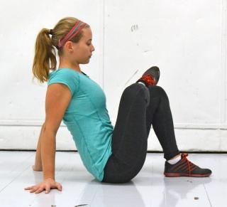ont i höften träning