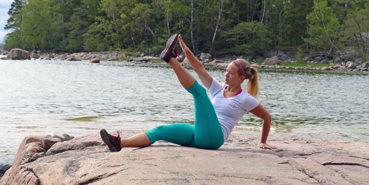 träning vs motion