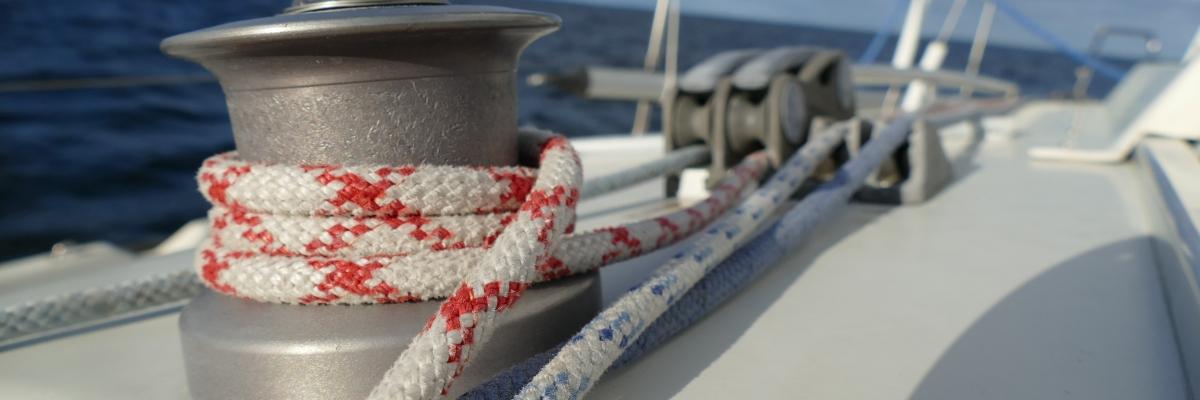Är segling träning?