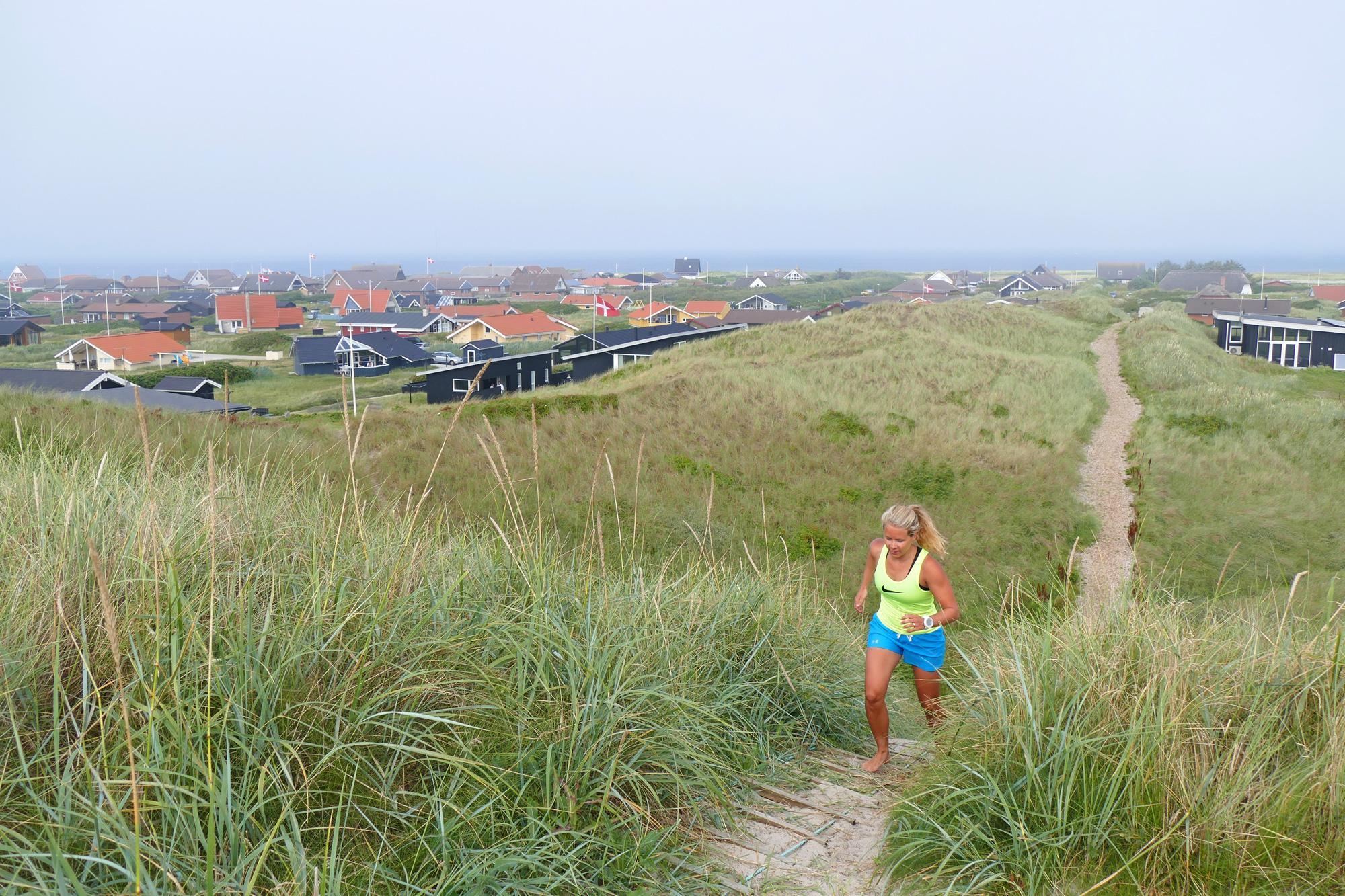 danmark 11 löpning