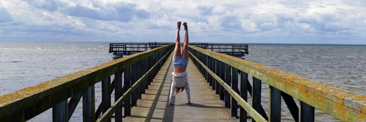 Från kitesurf i Varberg och roadtrip på svenska västkusten till Köpenhamn