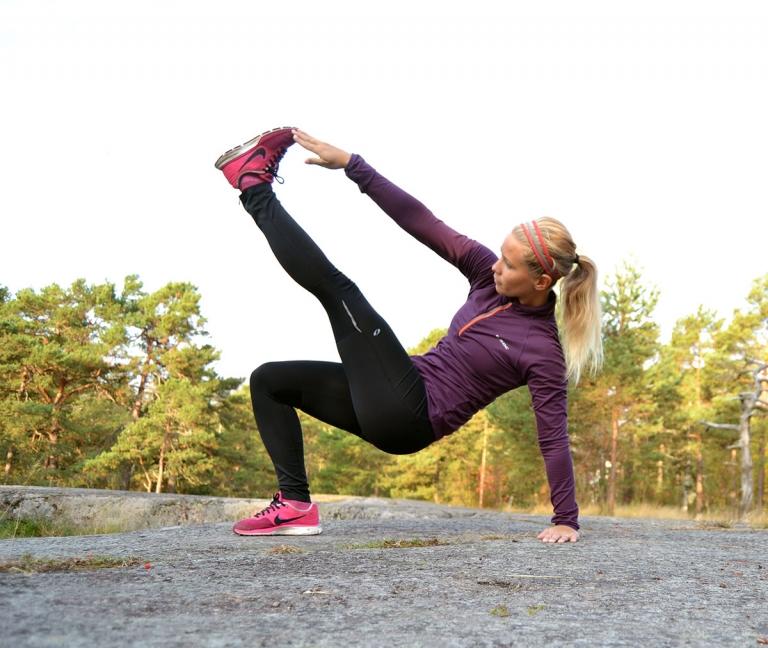 Nytt träningsprogram: Styrka & Smidighet