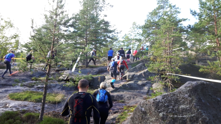 Espoo Trail Run – gyttja, terräng och härlig löparglädje!
