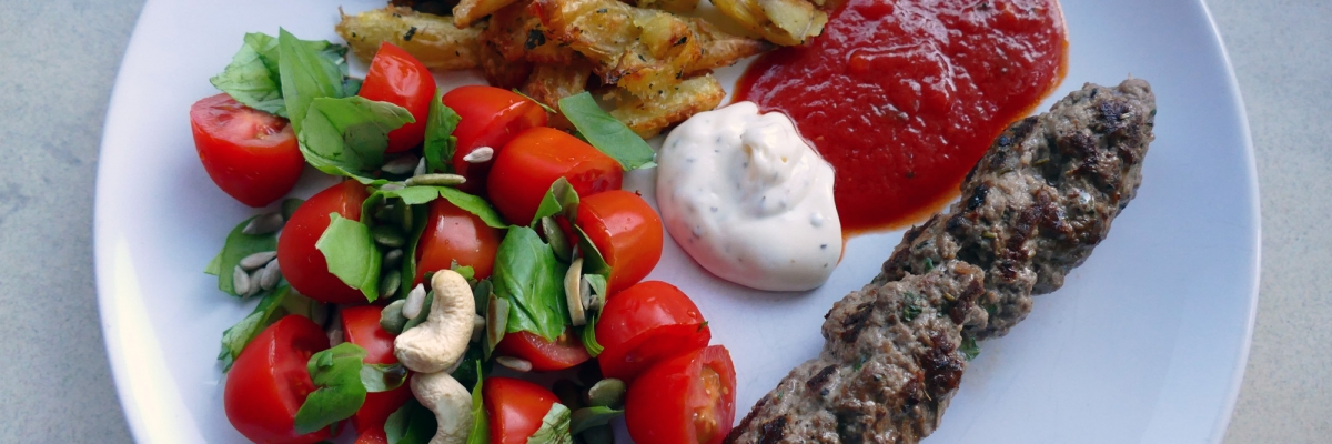 Få matlust genom träning – eller med Jonathans goda pommes frites