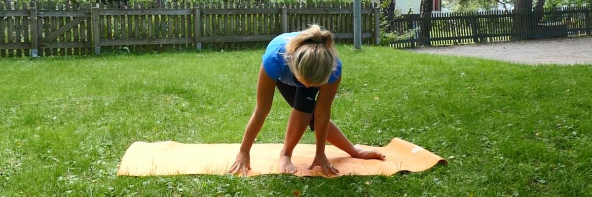 Stel rygg eller höft? Testa dessa 13 fantastiska rörlighetsövningar!