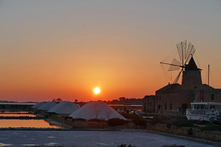 Tre härliga dagar sol och bad i Sicilien