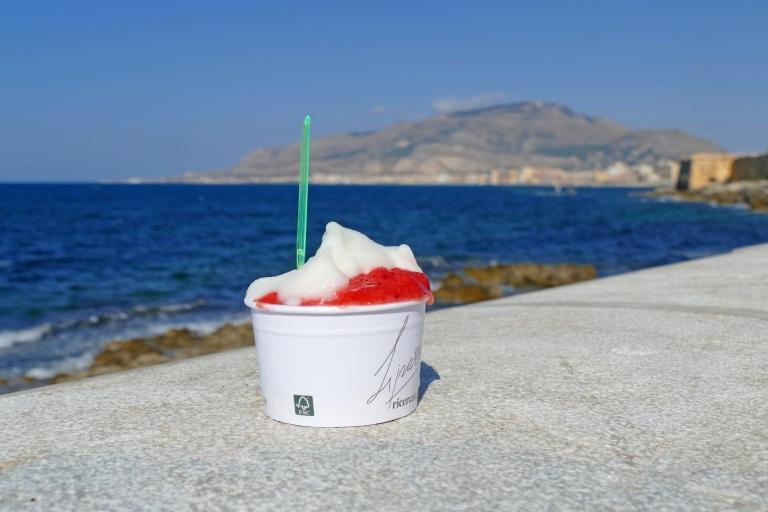 Sol, god mat och kitesurfing på Sicilien
