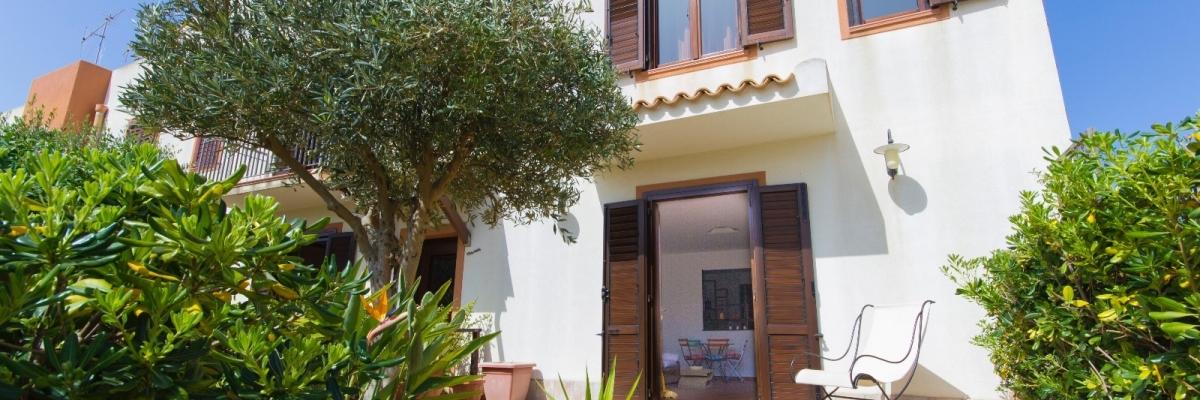Hyr lägenhet på resan: Vårt hus i Birgi Vecchi
