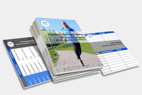 kickstart challenge löpning