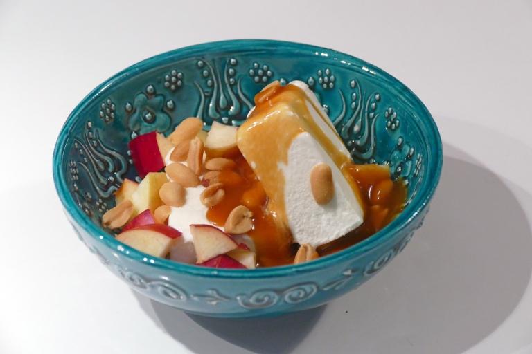 Kinuskisås recept – supergod på glass!
