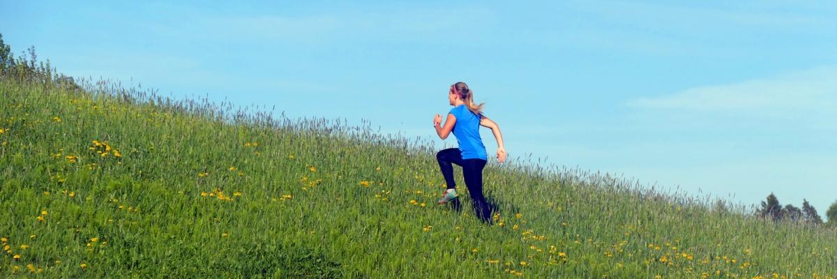 Så kommer du igång med löpningen i vår