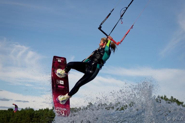 Kitesurfingfilmen Chapter One på Korjaamo