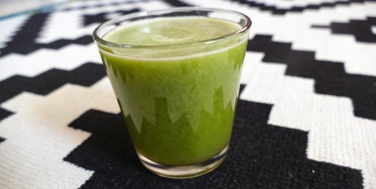Grön juice – recept på 3 goda vitaminbomber!