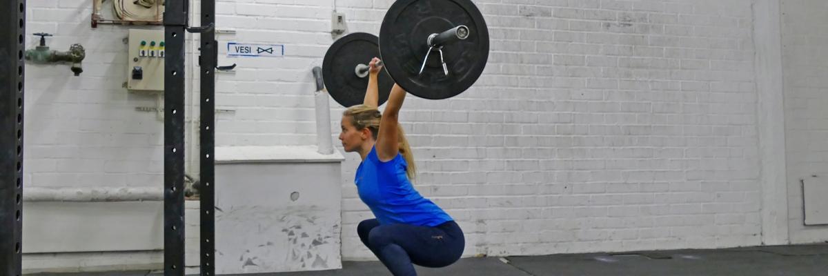 Träningsprogram för gym – dagens sköna pass i snöstormen