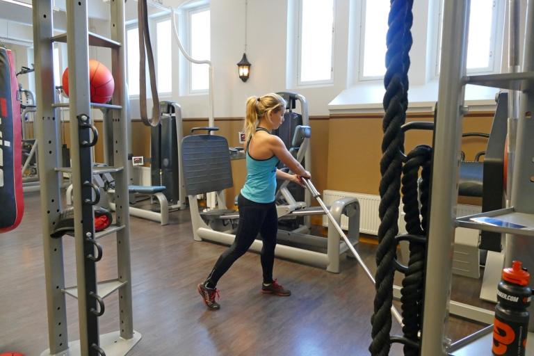 Rolig vecka med SomaMove och tung styrketräning