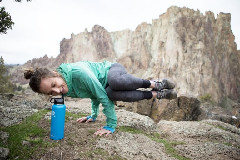 Lucka 24: Vinn Hydro Flask vattenflaska för träning