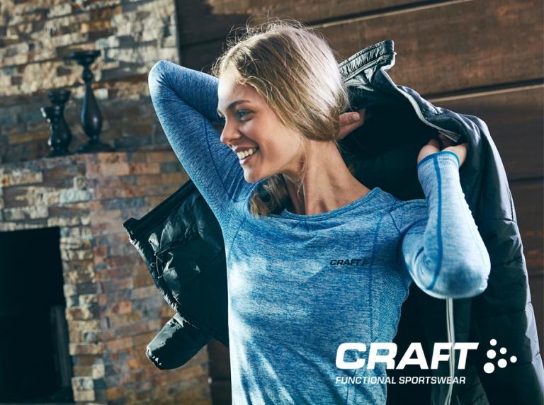 Lucka 16: Vinn underställ från Craft Sportswear