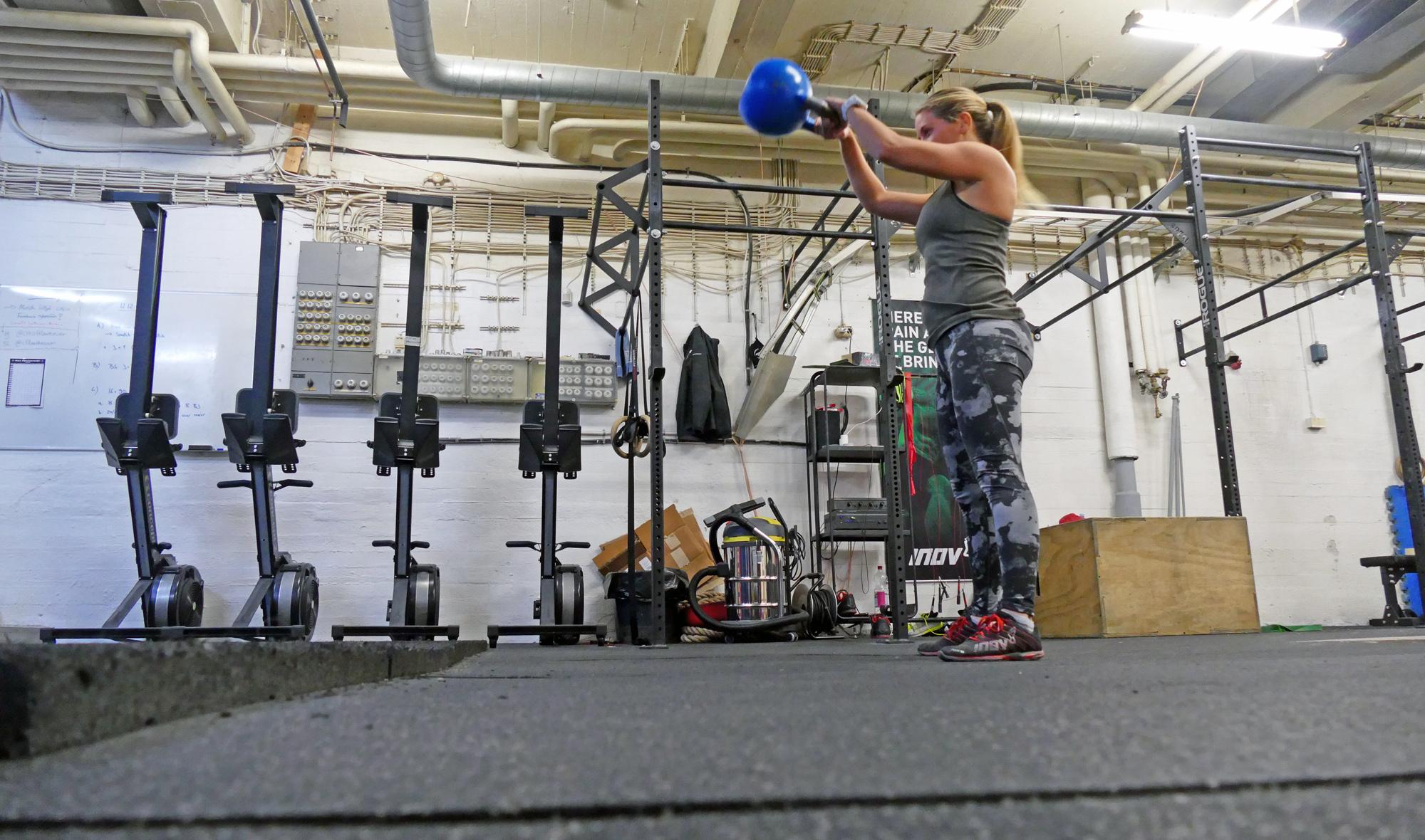 illamående yrsel efter träning