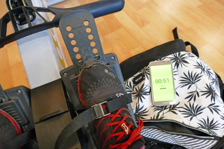 Gymprogram med tre basövningar