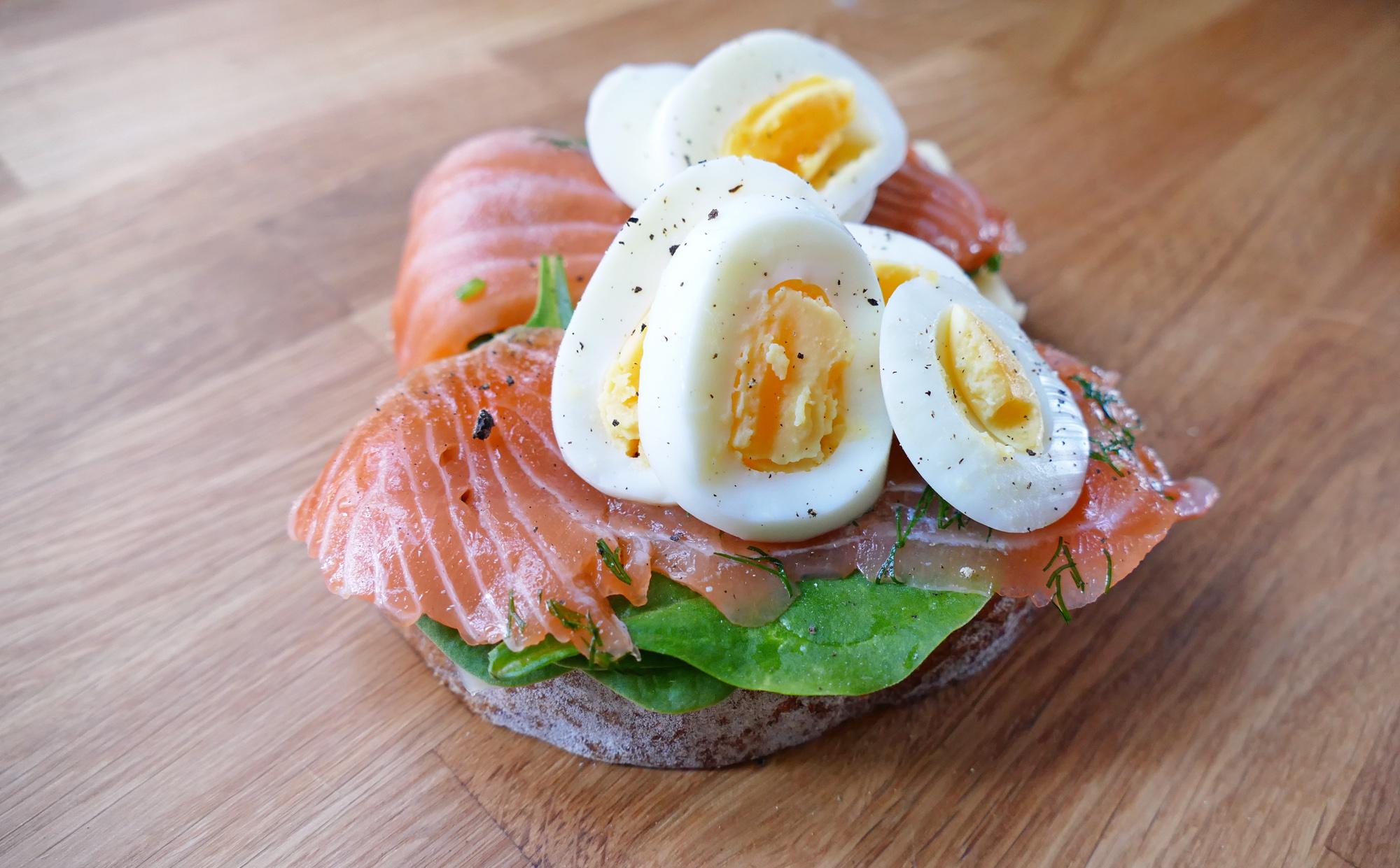 ägg recept äggsmörgås