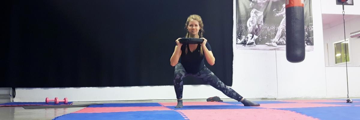 Tips på komplexa övningar med viktskiva