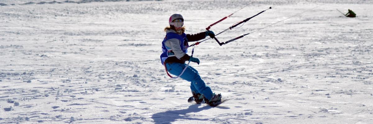 Red Bull Ragnarok – snowkiting när det är som bäst