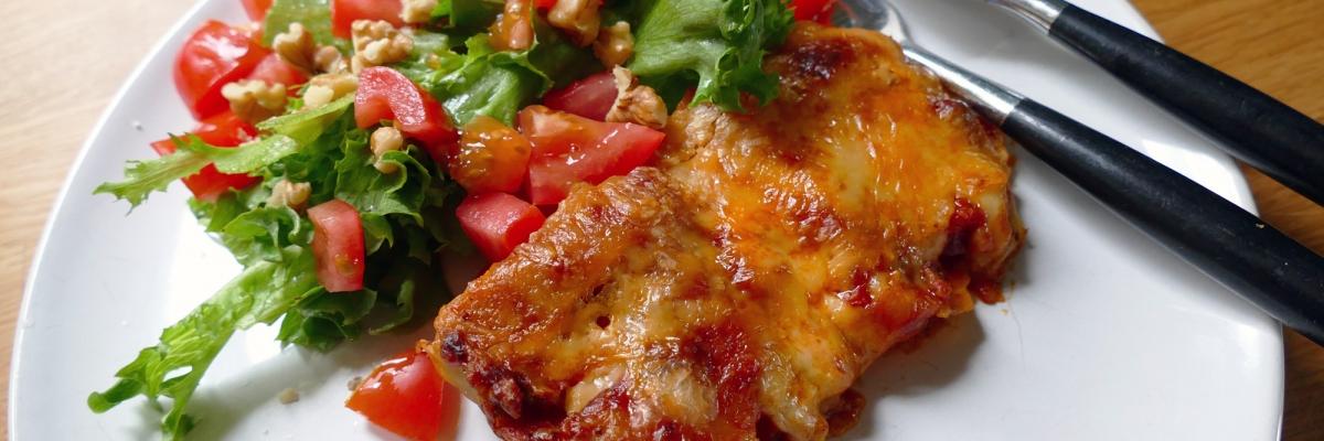 Middagsrecept: Jonathans magiska lasagne