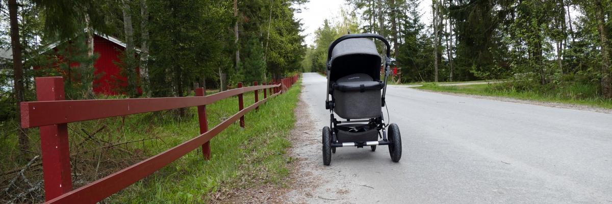 Gör barnvagnspromenaden roligare och effektivare – mina 5 tips