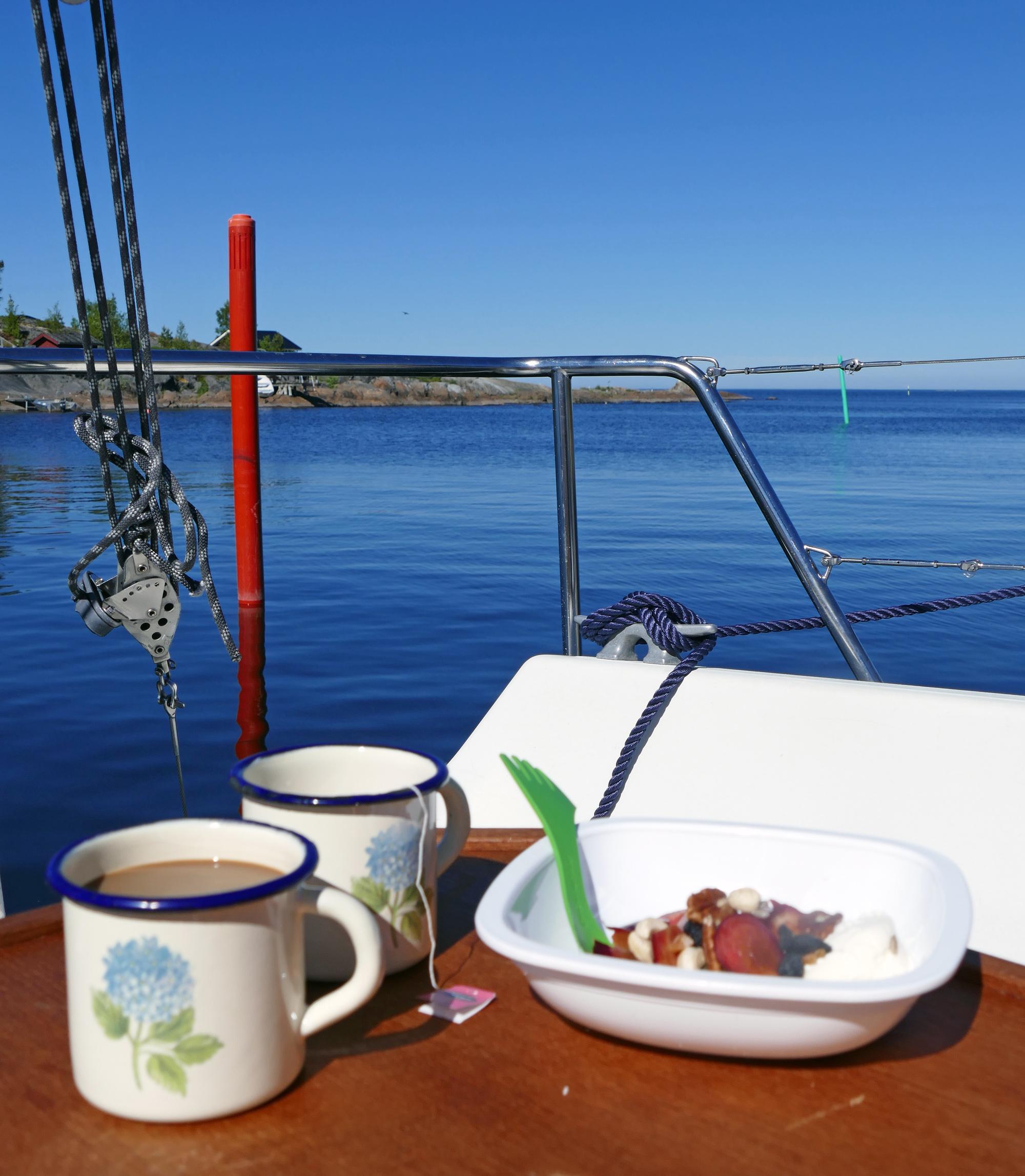 båtfrukost