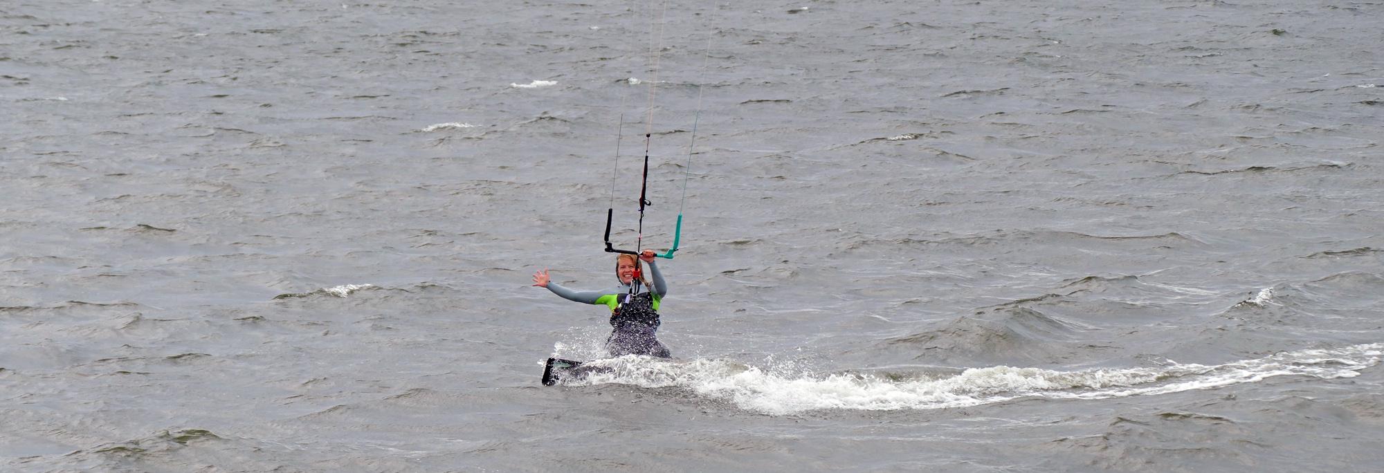 hopp kitesurfing g-kraft