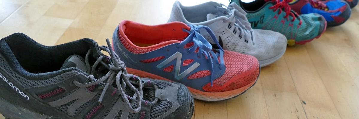 Träningsskor i min garderob: Mina skoval & varför