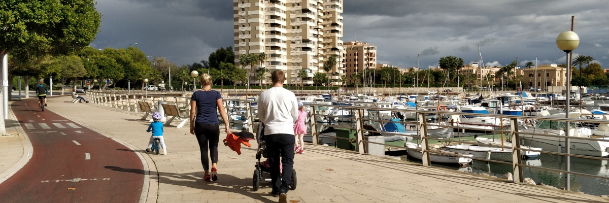 Framme på Mallorca