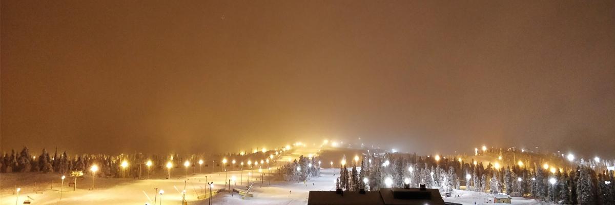 Gott Nytt År från Lappland