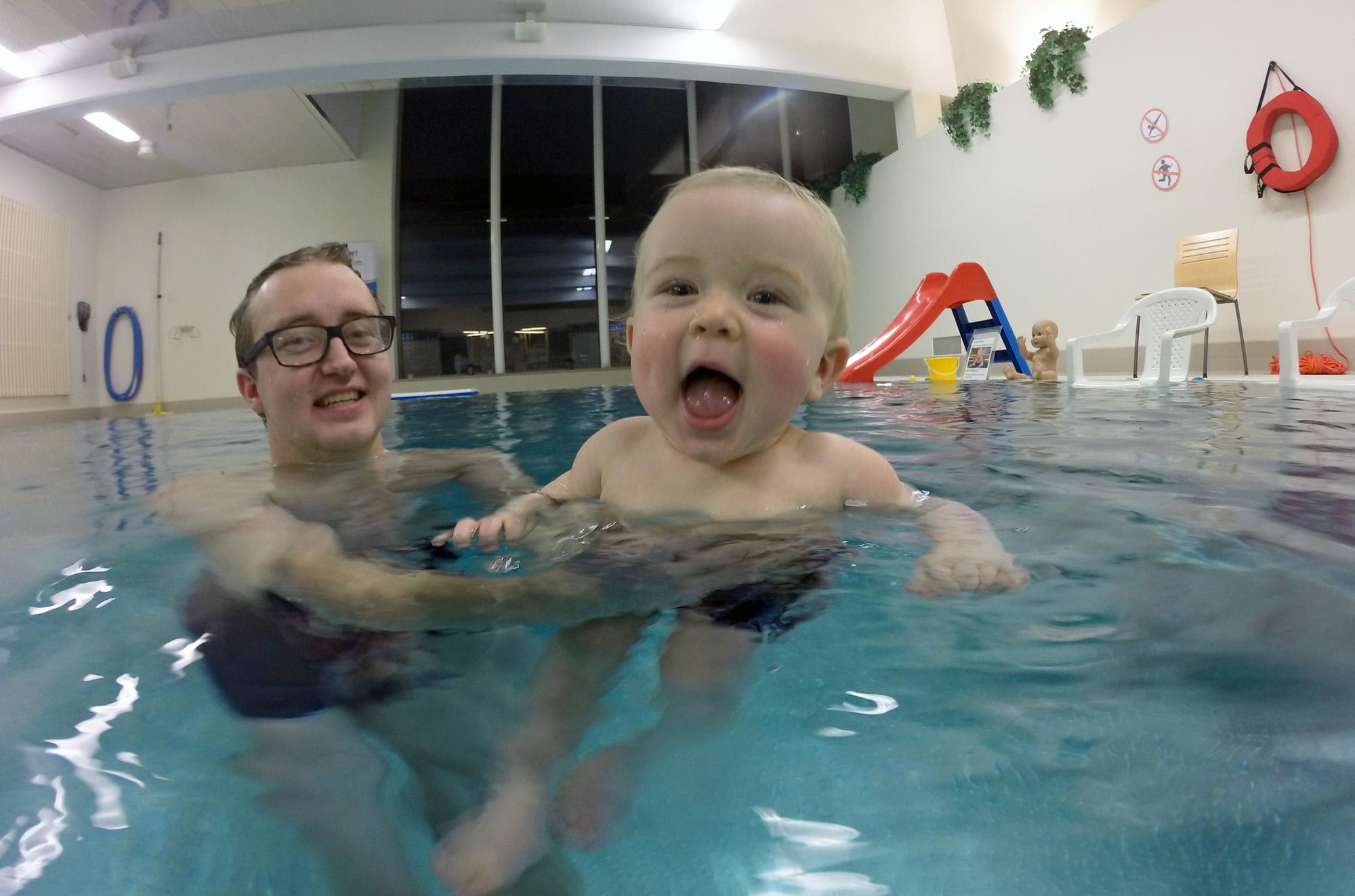 simning konditionträning träningsprogram