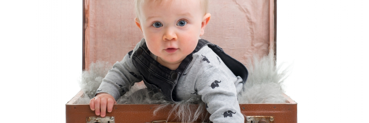 Arthur 10 månader