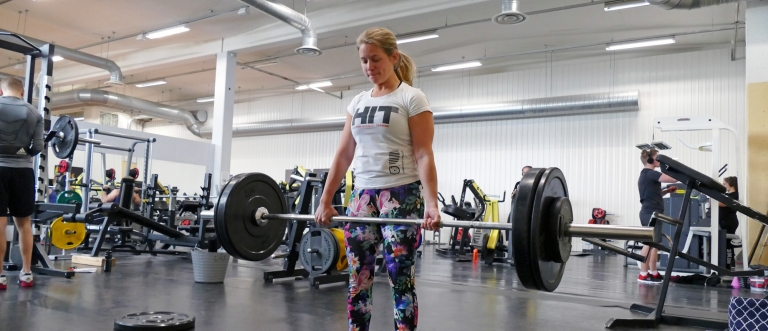 Rundtur på mitt gym EasyFit Jeppis & förslag på hur du kan träna här