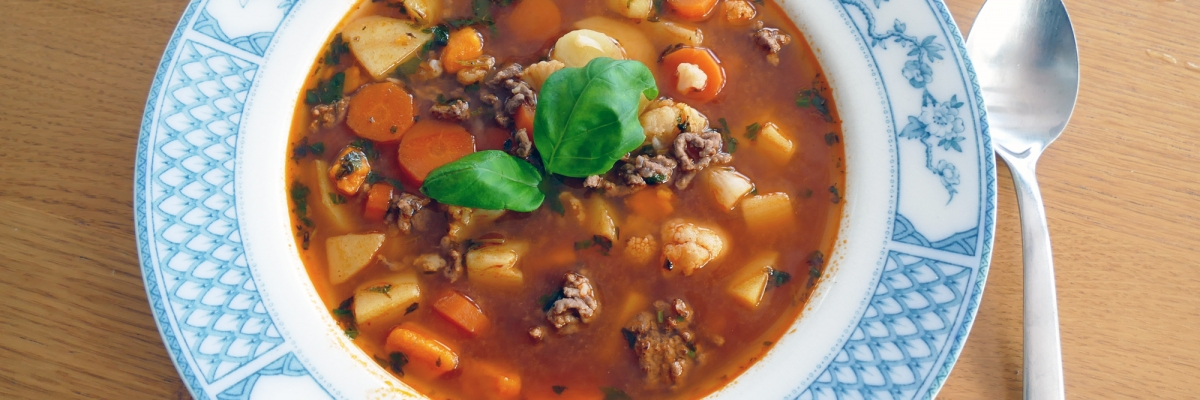 2 goda sopprecept: Maletköttsoppa & kräftsoppa (och tips på hur du får soppan mera mättande)