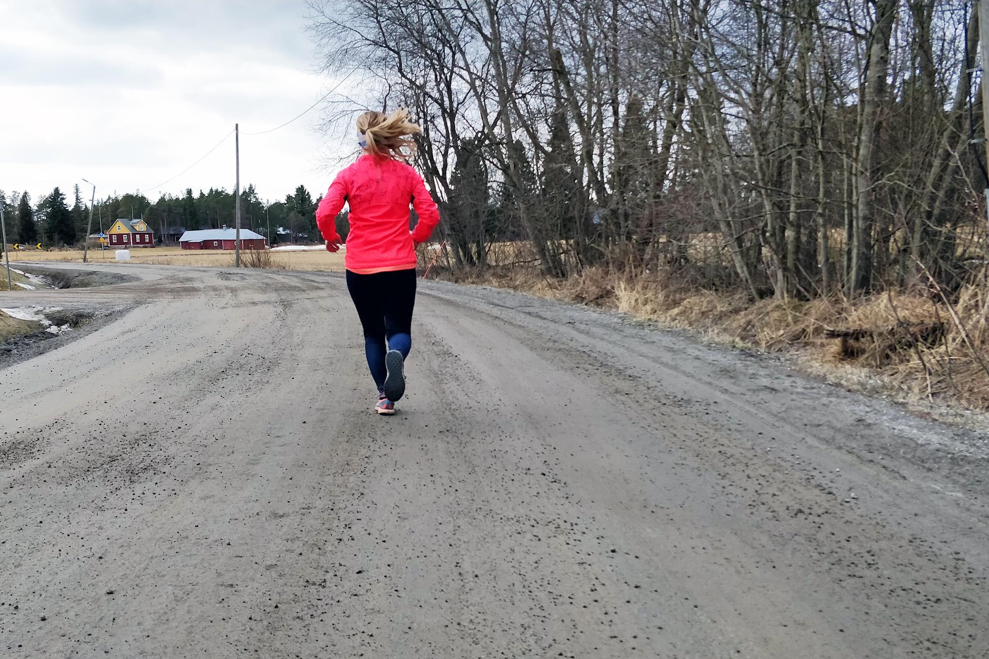 löpning som nybörjare
