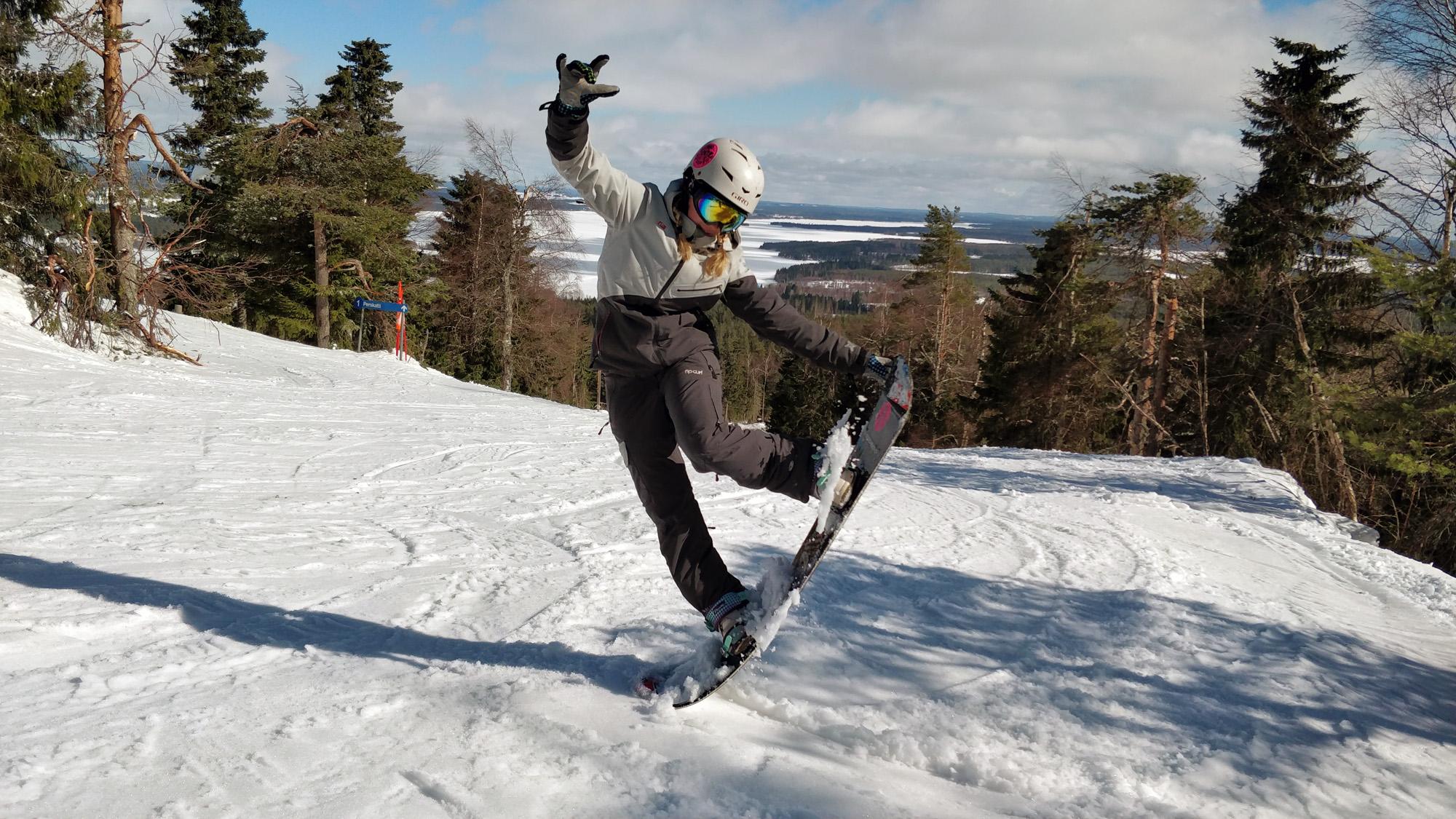 snowboard vuokatti