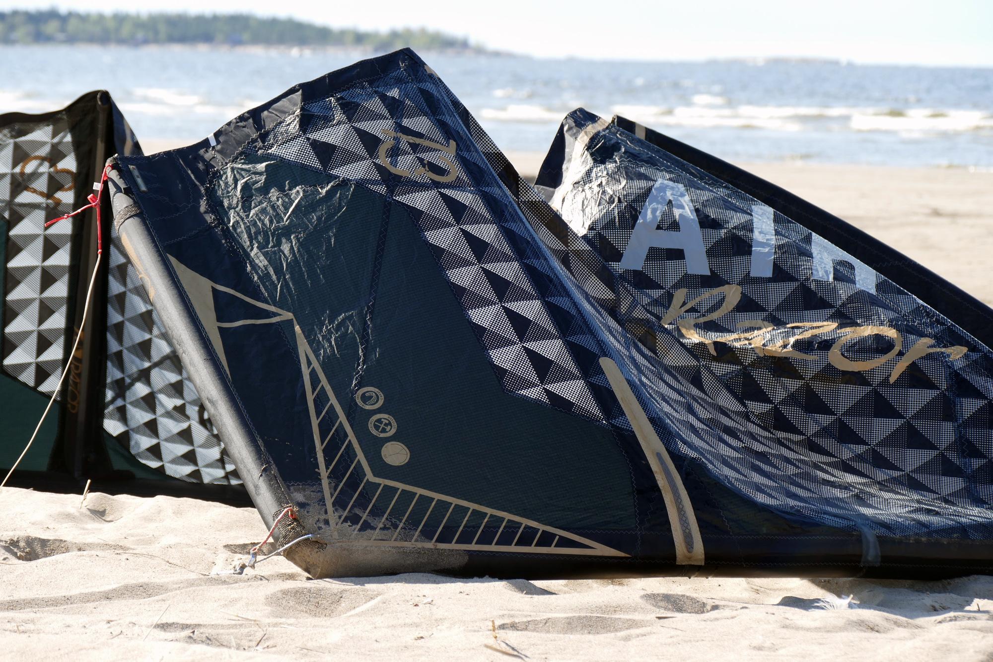 För mycket att göra & första kitesurfingen för säsongen