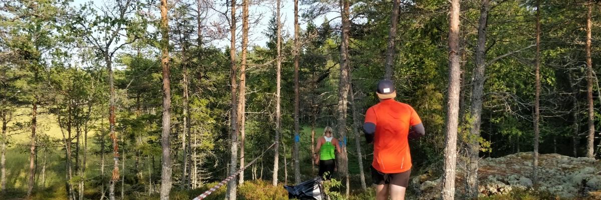 5 orsaker till att springa lopp trots dålig kondition (Eugmo Trail Run 2018)