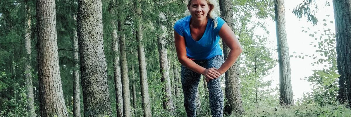 Spänt bäckenbotten av löpning: tips på 5 övningar för att slappna av i bäckenbotten