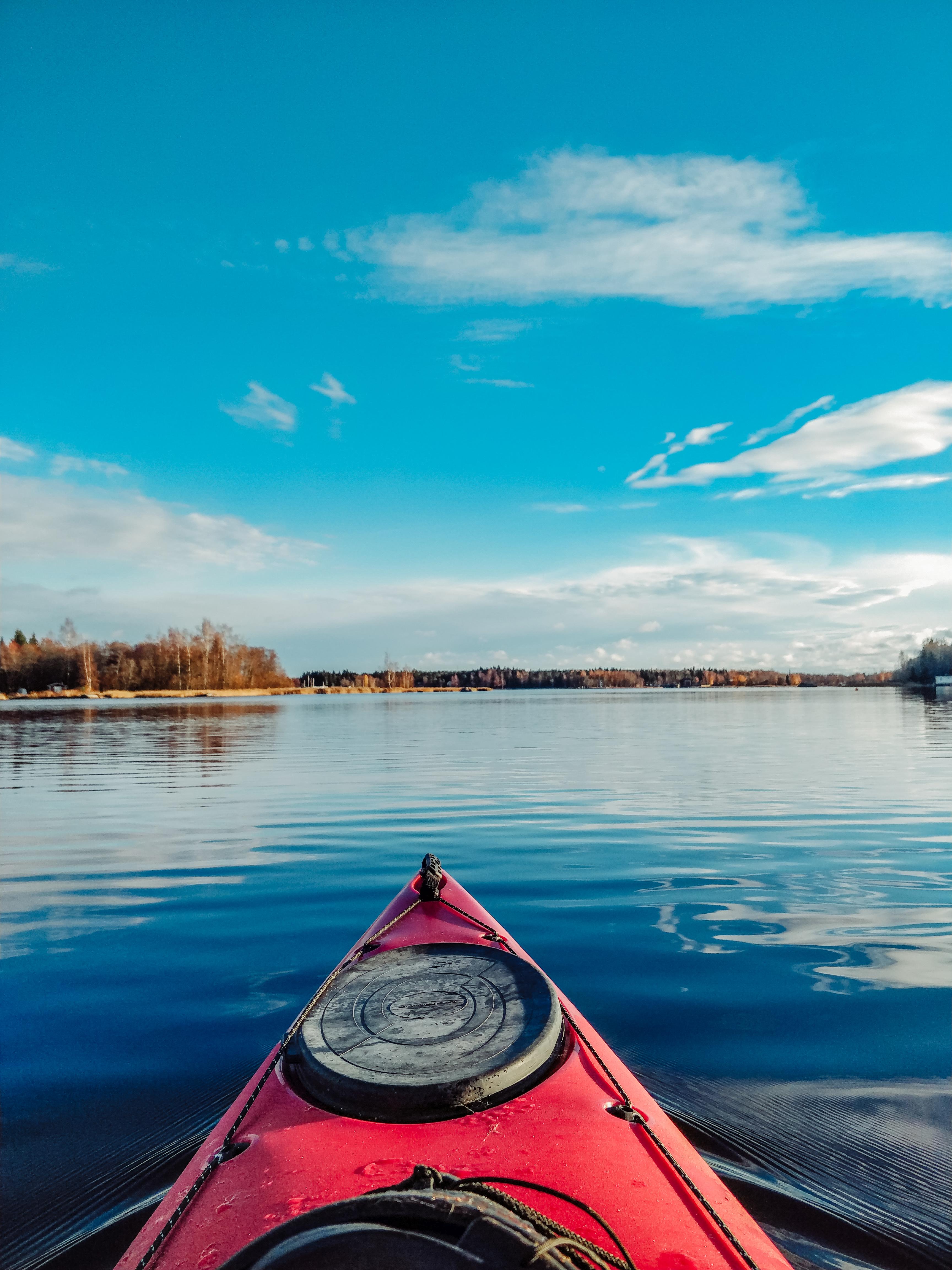 Den vackraste paddlingsturen