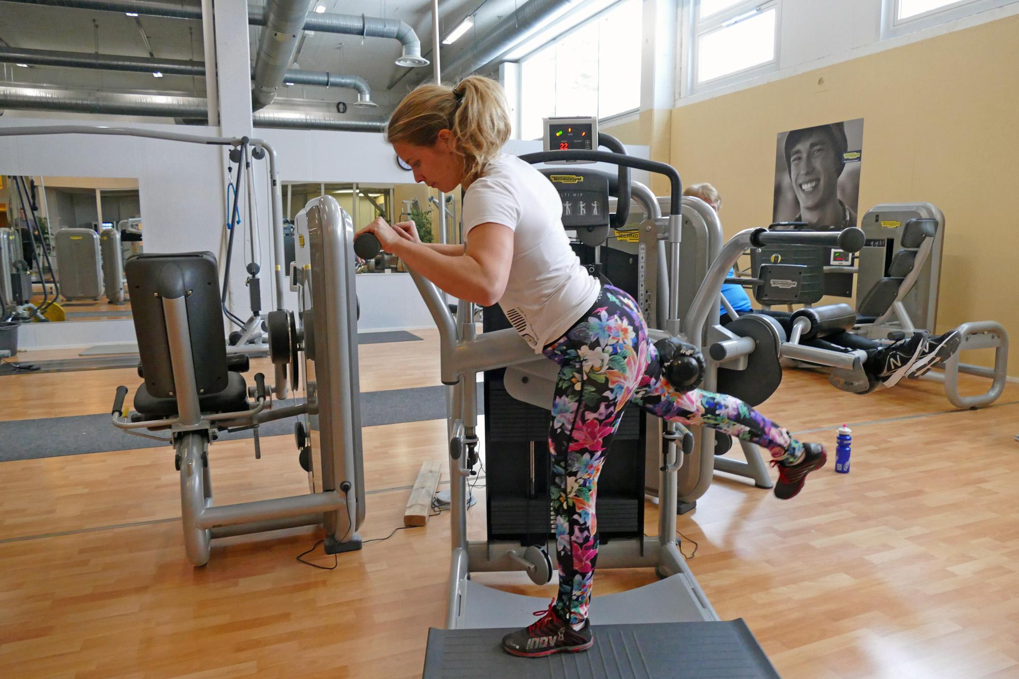 5 övningar jag aldrig gör på gymmet