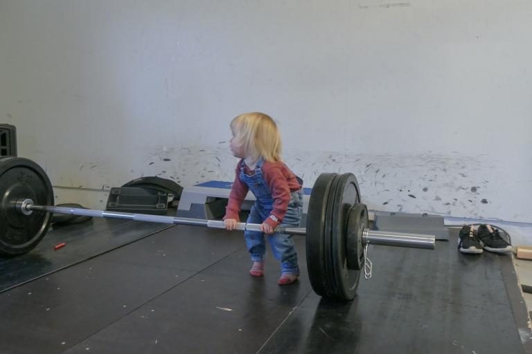 Ta med barn till gym – vilken ålder funkar bäst på gymmet?