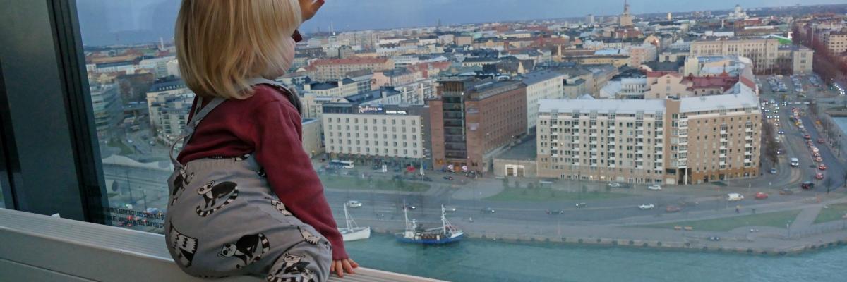 Weekend i Helsingfors med massor av god mat